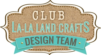 Club La-La Land Crafts Design Team Logo