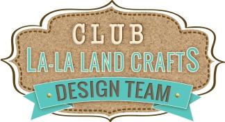 Club La-La Land Crafts Design Team Logo