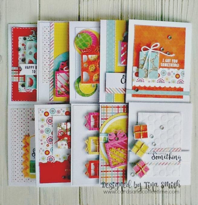10 Cards - 1 Kit