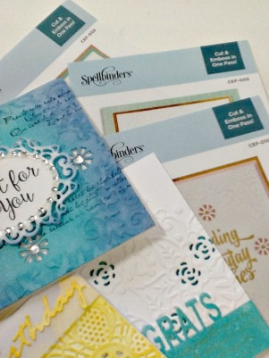 Spellbinders Sneak Peek