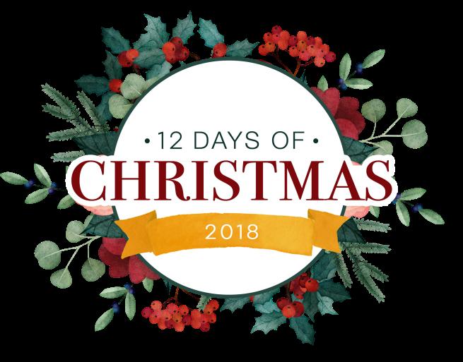 2018 - 12 Days Logo - Circle