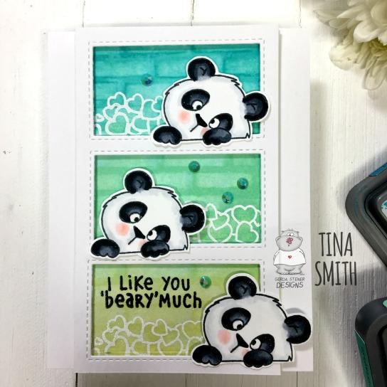 GSD Lovely Panda 1