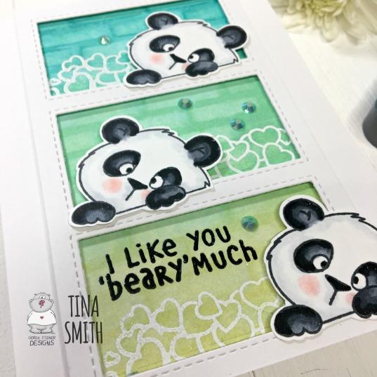 GSD Lovely Panda 3