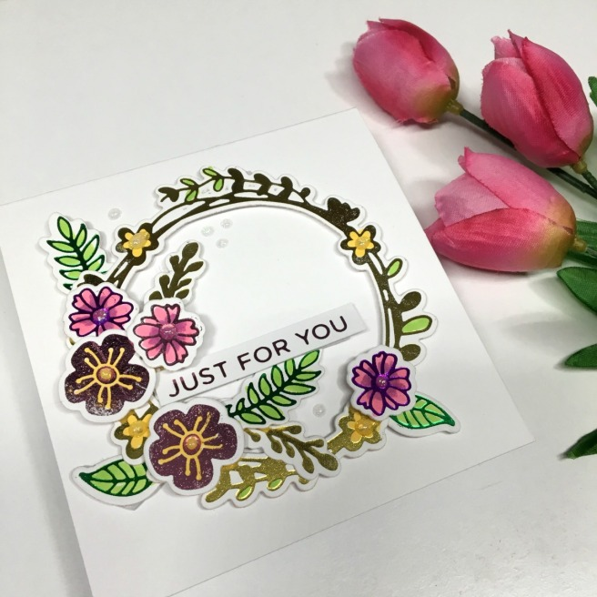 Glimmer Hot Foil Club Kit Mar 2019-Tina Smith-2