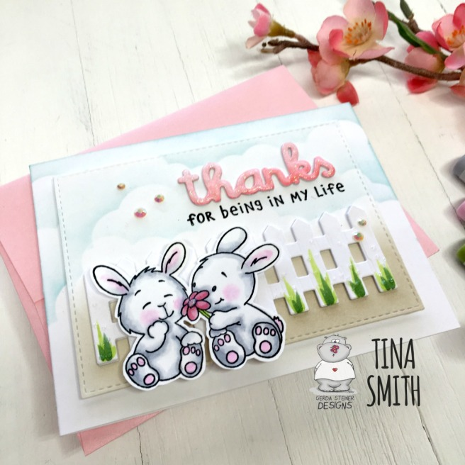 GSD- Bunny Friends-1