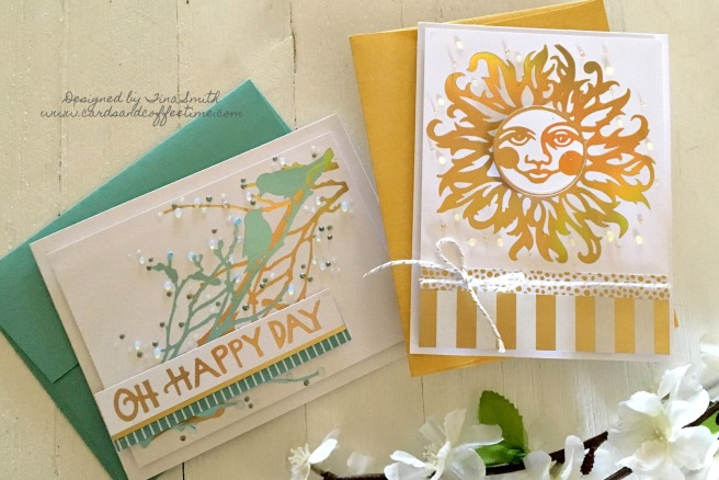 Spellbinders-Happy Collection by Sharon Sowell