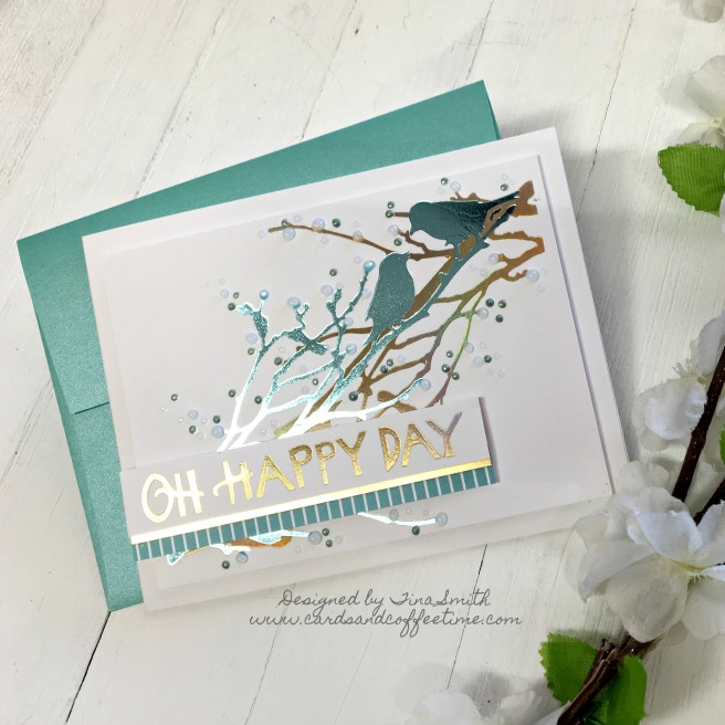 Spellbinders Oh Happy day Collection