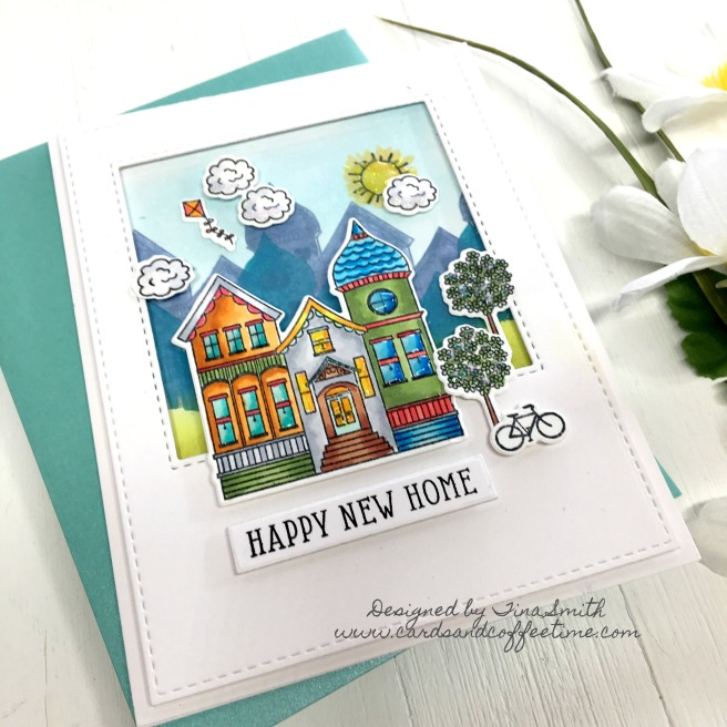 TIOT-Hero Arts House Stamp & cut-2