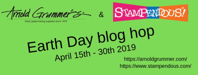Earth Day Blog Hop 2019