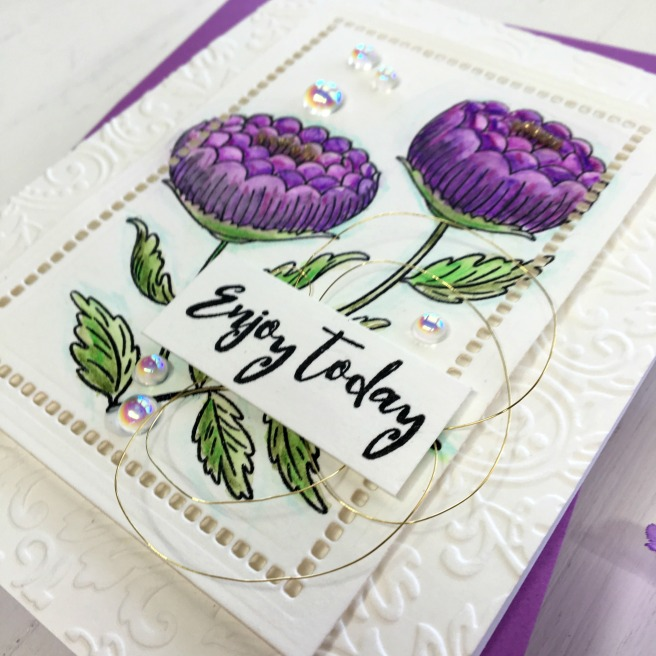 Spellbinders April Stamp of the Month-2