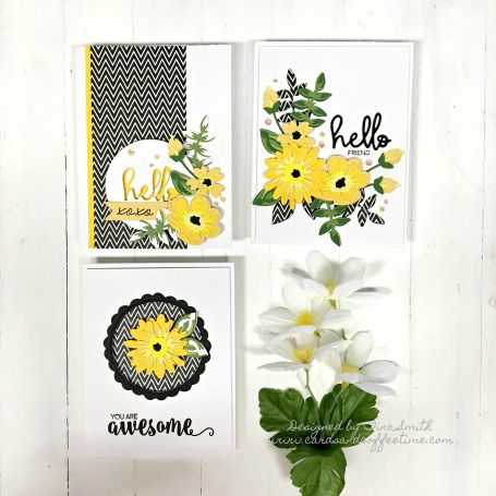 Spellbinders – Small Die of the Month Club – April 2019 | Cards and