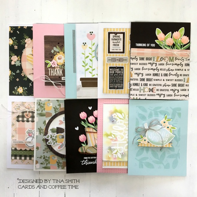 SSS April 2019 Card Kit Hello Darling