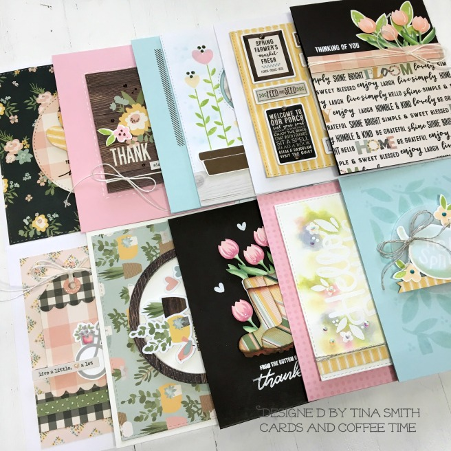 SSS April 2019 Card Kit