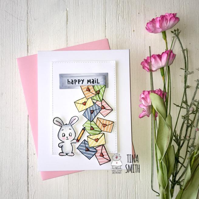 GSD-Happy Mail Bunny-2