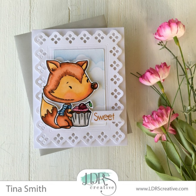 Tina Smith - Nut's About You1-May29