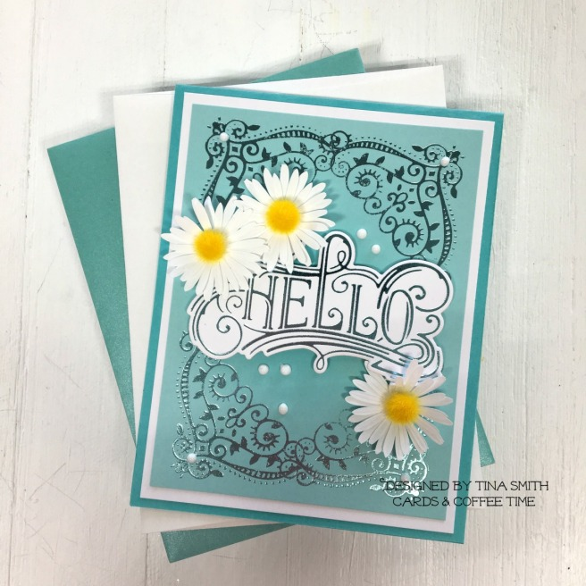 Spellbinders NEW Decorative Glimmer Plates-1