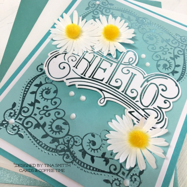 Spellbinders New Decorative Glimmer Plates-4