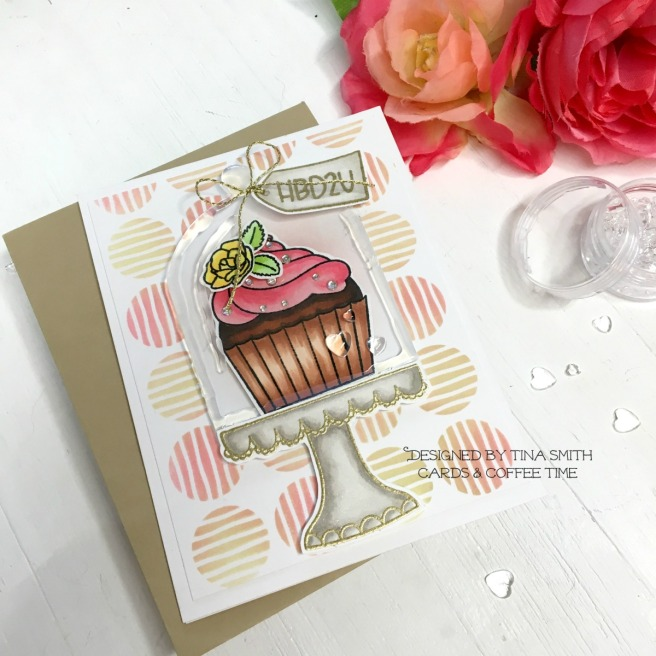 TIOT - HONEY BEE STAMPS PICE OF CAKE - 3