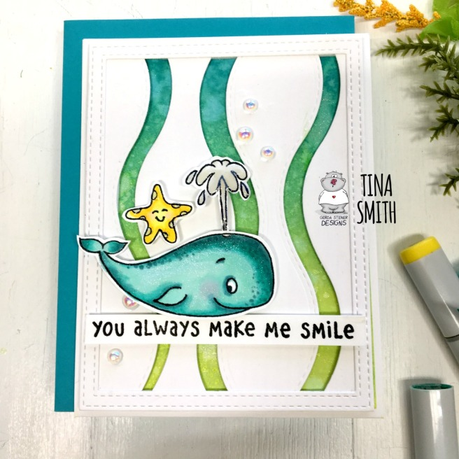 GSD-A WHALE OF A TIME-1