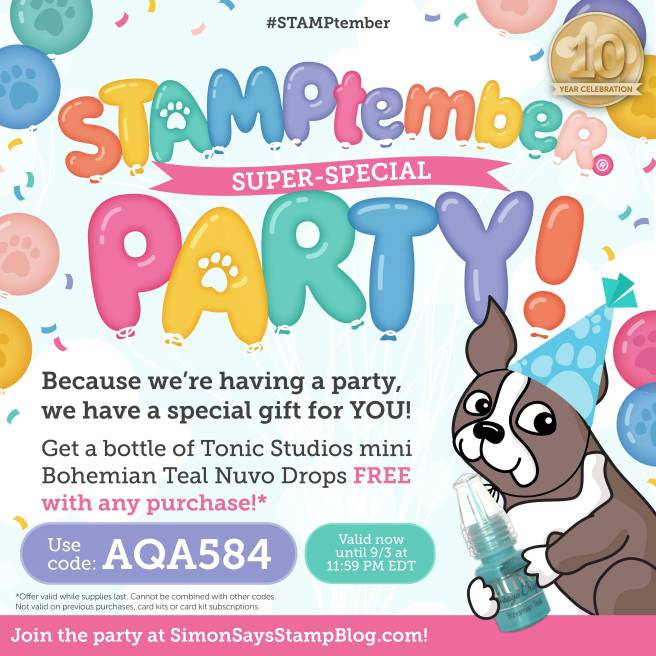 STAMPtember 2019 Free Gift_1080_BohemianTeal_AQA584-01