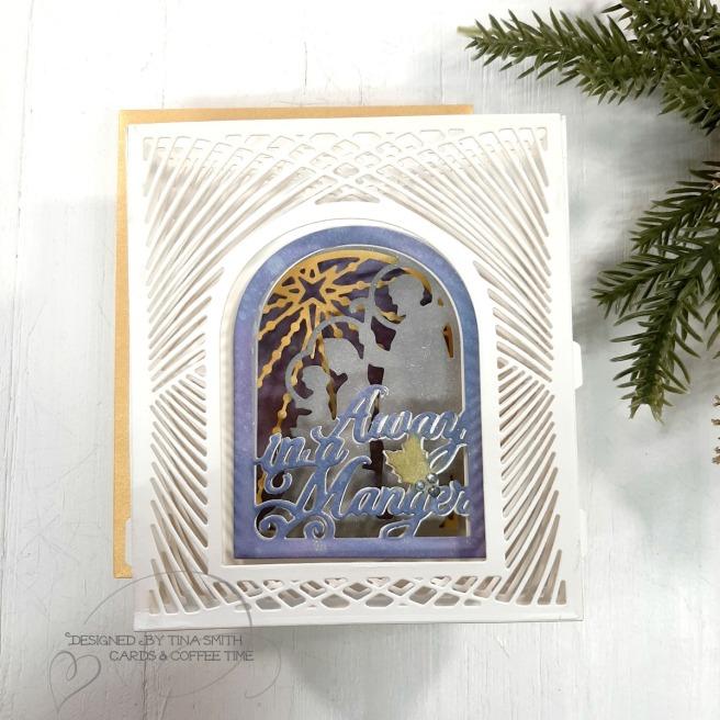 Spellbinders-3D Holiday Vignettes by Becca Feeken-3
