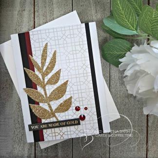 10 Cards - 1 Kit Tutorial by Tina Smith - Spellbinders Card Kit of the Month Club Kit Jan 2020 #Spellbinders #SpellbindersClubKits #CardsandCoffeeTime