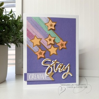 10 Cards – 1 Kit Tutorial by Tina Smith – Spellbinders Card Kit of the Month Club Kit Feb 2020 Unicorn Dreams #Spellbinders #SpellbindersClubKits #CardsandCoffeeTime