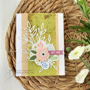 10 Cards -1 Kit by Tina Smith with the Spellbinders Card Kit of the Month for Apr 2020 - Weekend Fun 3
