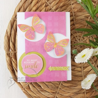 10 Cards -1 Kit by Tina Smith with the Spellbinders Card Kit of the Month for Apr 2020 - Weekend Fun 7