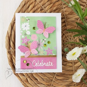 10 Cards -1 Kit by Tina Smith with the Spellbinders Card Kit of the Month for Apr 2020 - Weekend Fun 2