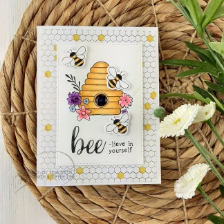 10 Cards -1 Kit by Tina Smith with the Spellbinders Card Kit of the Month for Apr 2020 - Weekend Fun 4