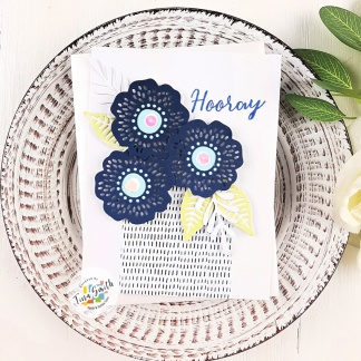 10 Cards - 1 Kit by Tina Smith with the Spellbinders Card Kit of the Month for June 2020 Life is a Party #Spellbinders #SpellbindersClubKits #Cardmaking #CardKits
