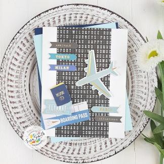 10 Cards 1 Kit Spellbinders KOM Aug 2020
