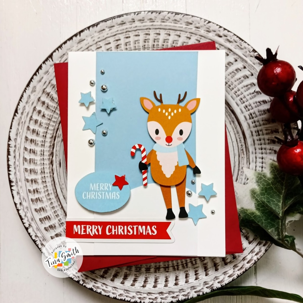 Santa & Friends Beginner Card Kit